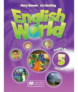 Підручник English World 5 Pupil's Book with eBook