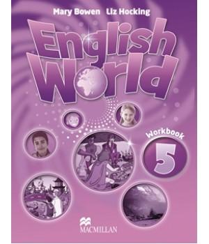 Робочий зошит English World 5 Workbook