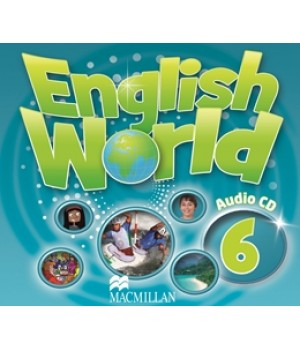 Диски English World 6 Class Audio CD