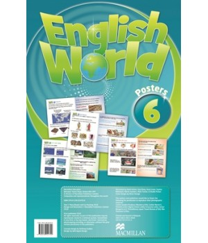 Плакаты English World 6 Posters