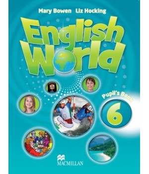Підручник English World 6 Pupil's Book with eBook