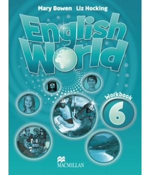 Робочий зошит English World 6 Workbook