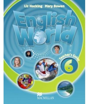 Книга для учителя English World 6 Teacher's Book & eBook Pack
