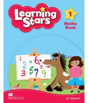 Робочий зошит Learning Stars 1 Maths Book