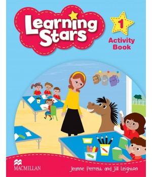 Робочий зошит Learning Stars 1 Activity Book