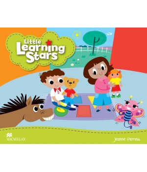 Підручник Little Learning Stars Pupil's Book