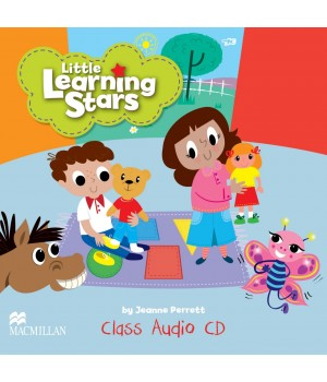 Диски Little Learning Stars Class Audio CD