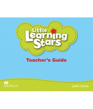 Книга для вчителя Little Learning Stars Teacher's Guide