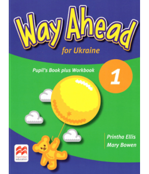 Підручник Way Ahead Ukraine 1 Pupil's Book + Workbook