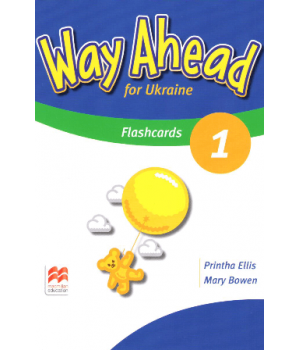 Картки Way Ahead Ukraine 1 Flashcards
