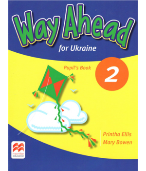 Підручник Way Ahead Ukraine 2 Pupil's Book