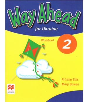 Робочий зошит Way Ahead Ukraine 2 Workbook