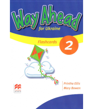 Картки Way Ahead Ukraine 2 Flashcards
