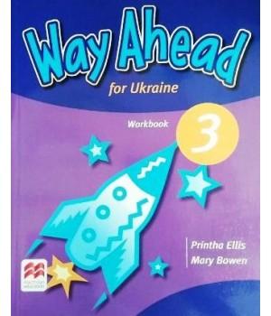 Робочий зошит Way Ahead Ukraine 3 Workbook