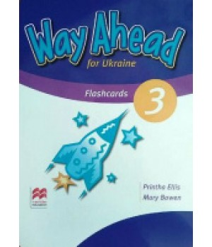 Картки Way Ahead Ukraine 3 Flashcards
