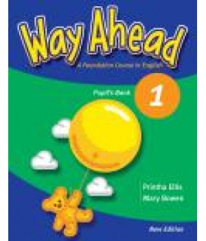 Way Ahead Level 1 Pupil's Book + CD-ROM Pack