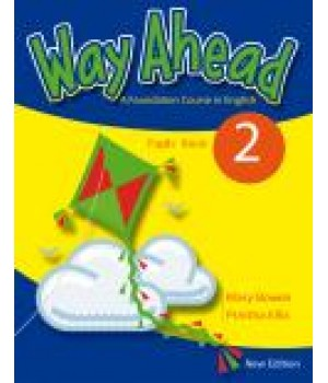 Way Ahead Level 2 Pupil's Book + CD-ROM Pack