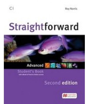Підручник Straightforward Second Edition Advanced Student's Book with eBook and Webcode