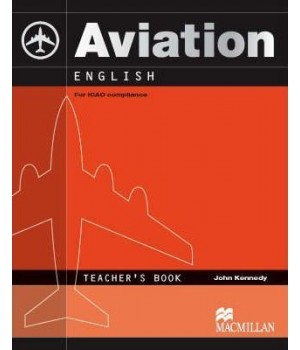 Книга для учителя Aviation English Teacher's Book
