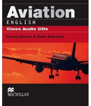 Диски Aviation English Class Audio CD (2)