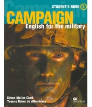 Учебник Campaign 1 Student's Book