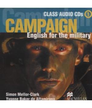 Диски Campaign 1 Audio CD