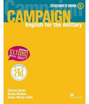 Книга для вчителя Campaign 2 Teacher's Book