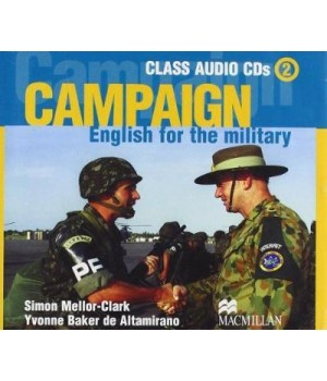 Диски Campaign 2 Audio CD