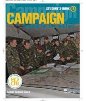 Підручник Campaign 3 Student's Book