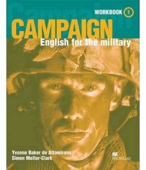 Рабочая тетрадь Campaign 1 Workbook