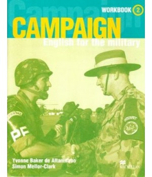 Робочий зошит Campaign 2 Workbook