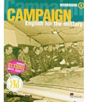 Робочий зошит Campaign 3 Workbook