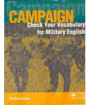 Робочий зошит Campaign Military English Vocabulary Workbook