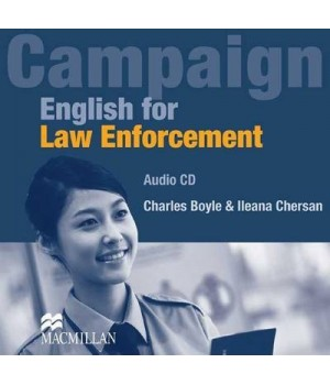 Диски English For Law Enforcement Audio CD