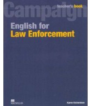 Книга для учителя English For Law Enforcement Teacher's Book