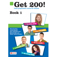 Get 200! Book 1 Student's Book