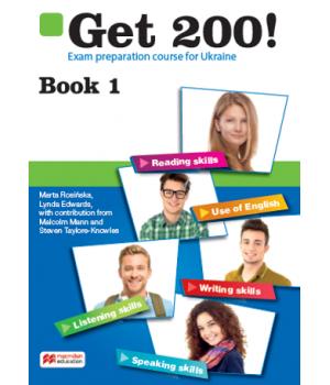 Підручник Get 200! Book 1 Student's Book