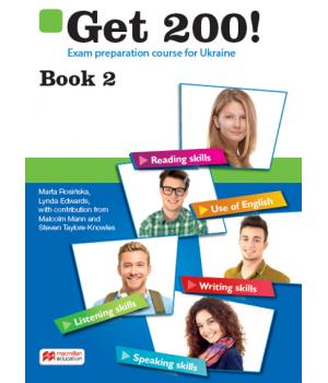 Підручник Get 200! Book 2 Student's Book