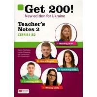 Книга для вчителя Get 200! New Edition B1-B2 Teacher's Book 2
