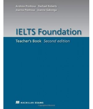 Книга для учителя IELTS Foundation New Edition Teacher's Book