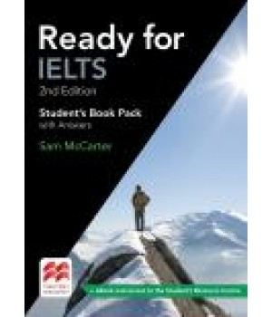 Підручник Ready for IELTS Second Edition Student Book with eBook Pack