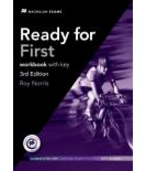 Рабочая тетрадь Ready for First (3rd edition) Workbook & Audio CD Pack with Key