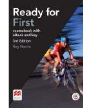 Учебник Ready for First (3rd edition) Student's Book & MPO & Audio CD Pack with Key