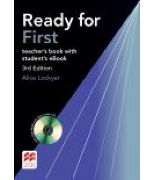 Книга для учителя Ready for First (3rd edition) Teacher's Book Pack