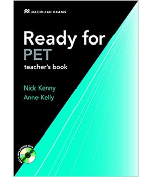 Книга для вчителя Ready for PET Teacher's Book