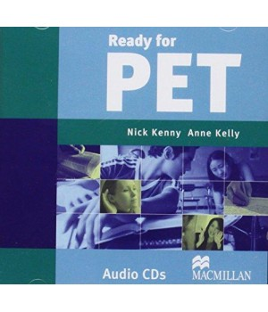 Диски Ready for PET Class CD