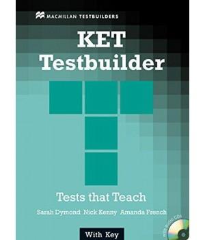Тести KET Testbuilder Book with Key and Audio CD