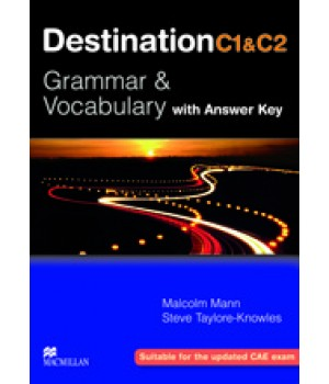 Підручник Destination C1 and C2 Student's Book Grammar and Vocabulary with key