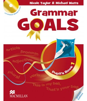 Граматика Grammar Goals Level 1 Pupil's Book with CD-ROM