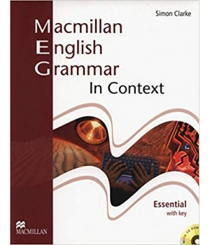 Граматика Macmillan English Grammar In Context Essential Pack with Key
